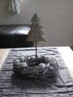 Weihnachtsdekoration, Tischdeko